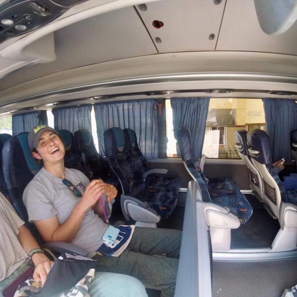TRAVILING IN MOROCCO