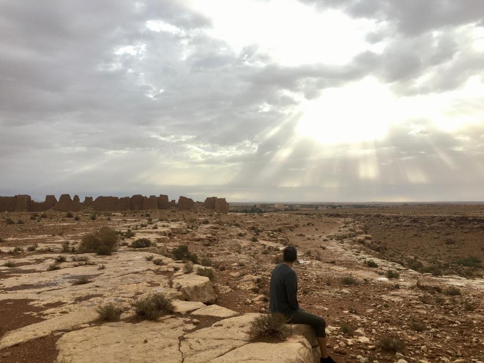 CAMPING OUTSIDE OF ERISHIDIA