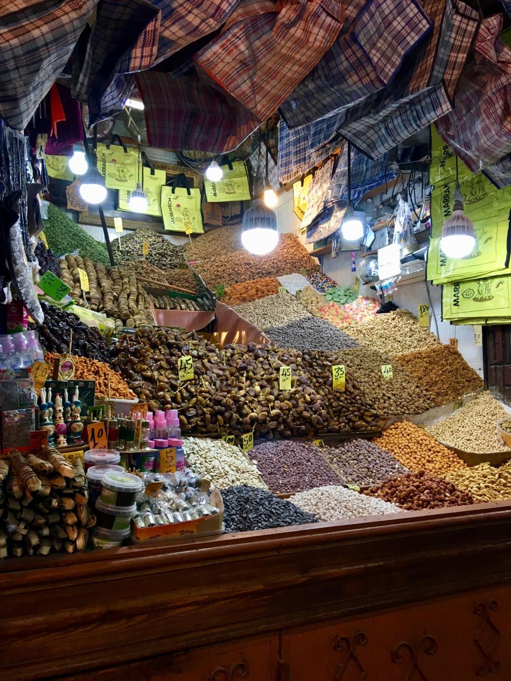 SO MANY NUTS!!!